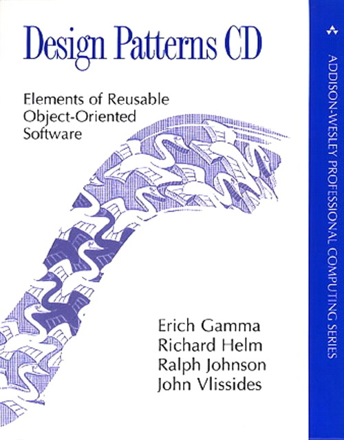 Design Patterns CD: Elements of Reusable Object-Oriented Software