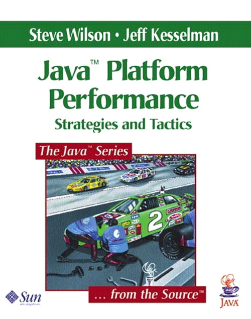 Java™ Platform Performance: Strategies and Tactics
