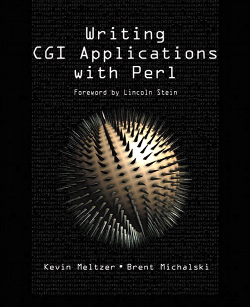 Writing CGI Applications with Perl