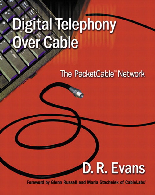 Digital Telephony Over Cable: The PacketCable™ Network
