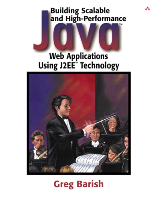 Building Scalable and High-Performance Java Web Applications Using J2EE Technology