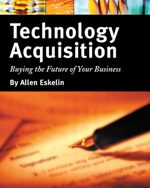 Technology Acquisition: Buying the Future of Your Business