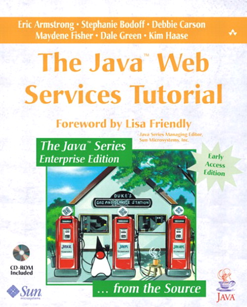 Java  Web Services Tutorial, The