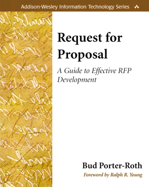 Request for Proposal: A Guide to Effective RFP Development