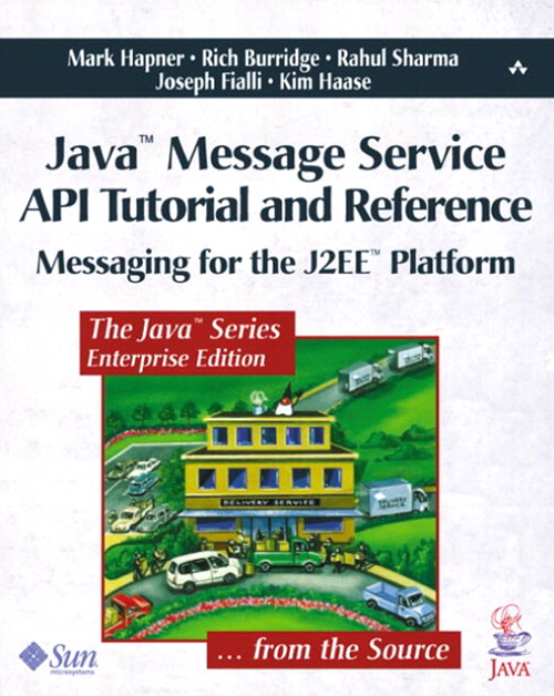 Java™ Message Service API Tutorial and Reference: Messaging for the J2EE™ Platform