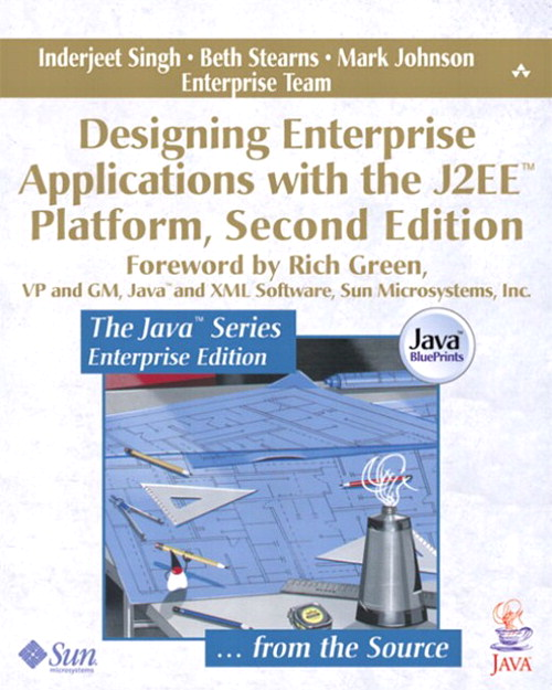 Designing Enterprise Applications with the J2EE™ Platform, 2nd Edition