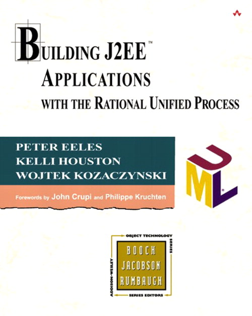 Building J2EE™ Applications with the Rational Unified Process