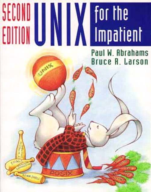 UNIX for the Impatient, 2nd Edition