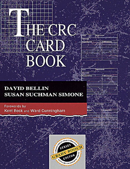 CRC Card Book, The