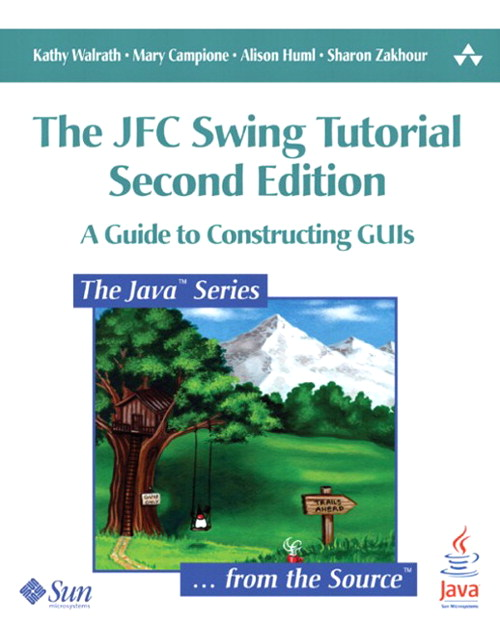 JFC Swing Tutorial, The: A Guide to Constructing GUIs, 2nd Edition