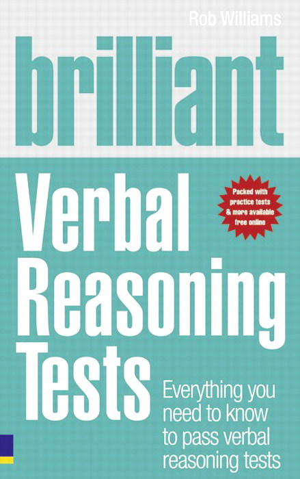 Brilliant Verbal Reasoning Tests: Everything you need to know to pass verbal reasoning tests