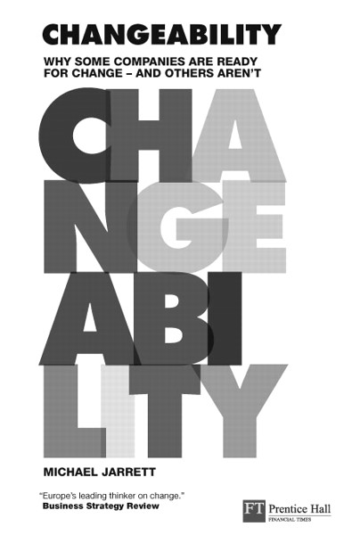 Changeability ebook: Changeability: Why some companies are ready for change - and others aren't