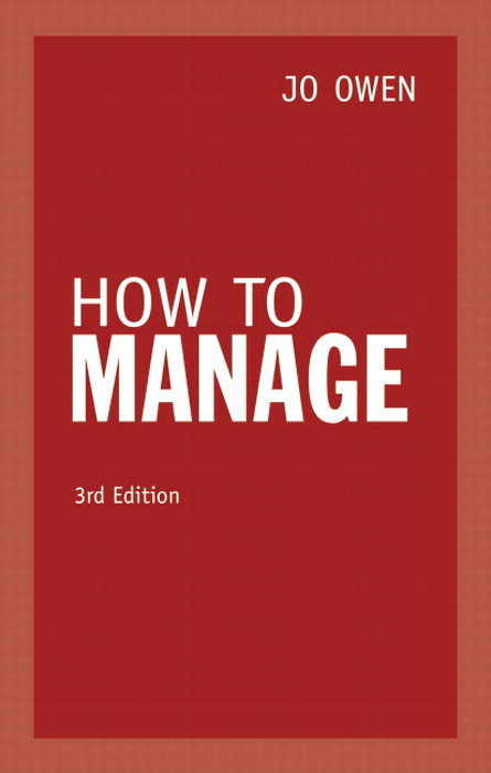 How to Manage, 3rd Edition
