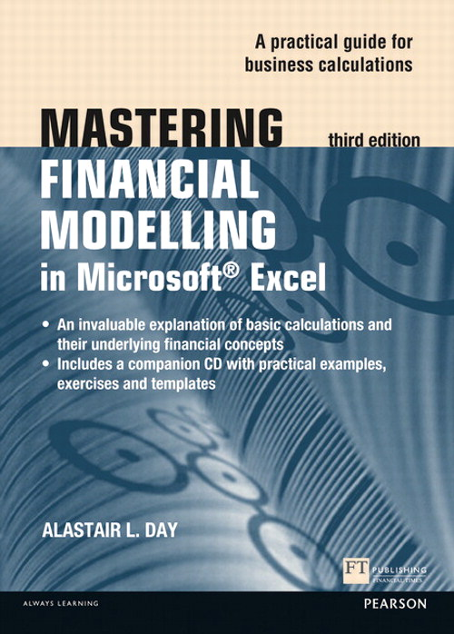 Mastering Financial Modelling in Microsoft Excel 3rd edn PDF eBook, 3rd Edition