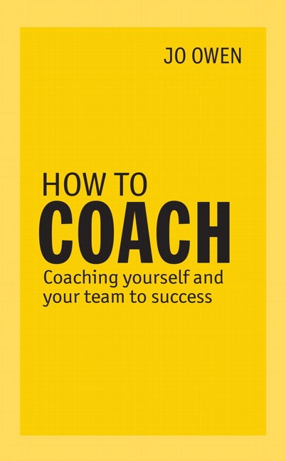 How to Coach PDF eBook: Coaching Yourself and Your Team to Success