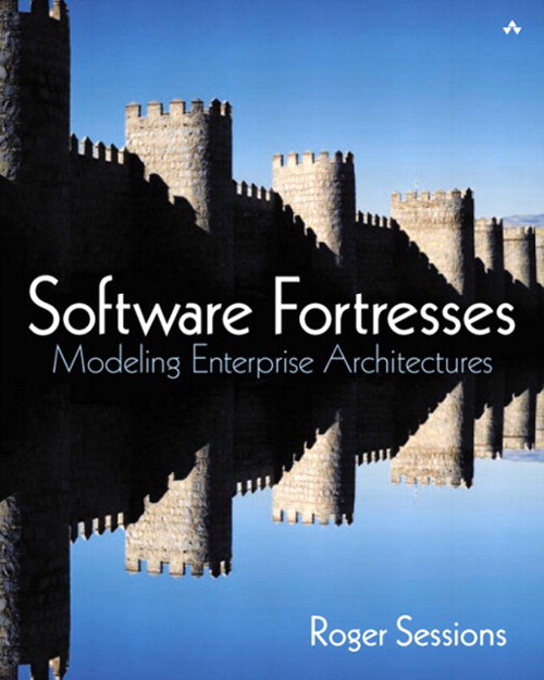 Software Fortresses: Modeling Enterprise Architectures