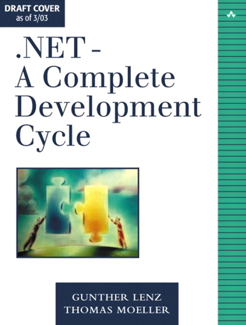 .NET-A Complete Development Cycle