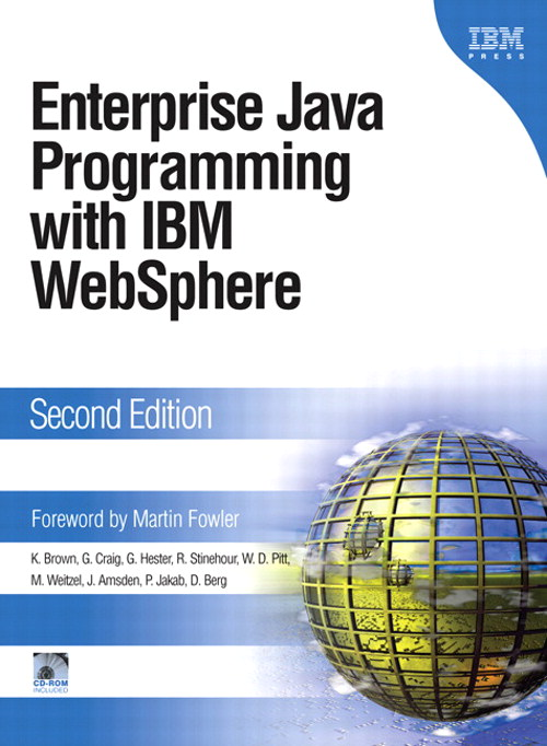 Enterprise Java Programming with IBM WebSphere, 2nd Edition