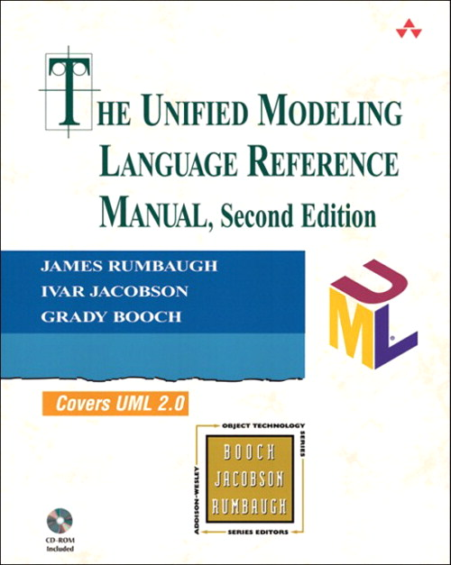 Unified Modeling Language Reference Manual, The, 2nd Edition
