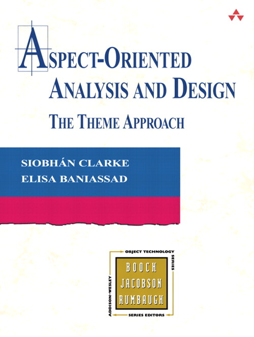 Aspect-Oriented Analysis and Design: The Theme Approach