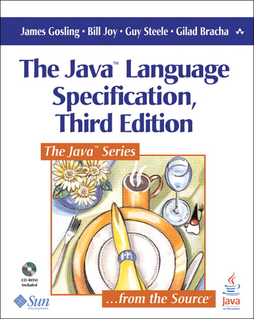 Java Language Specification, The, 3rd Edition