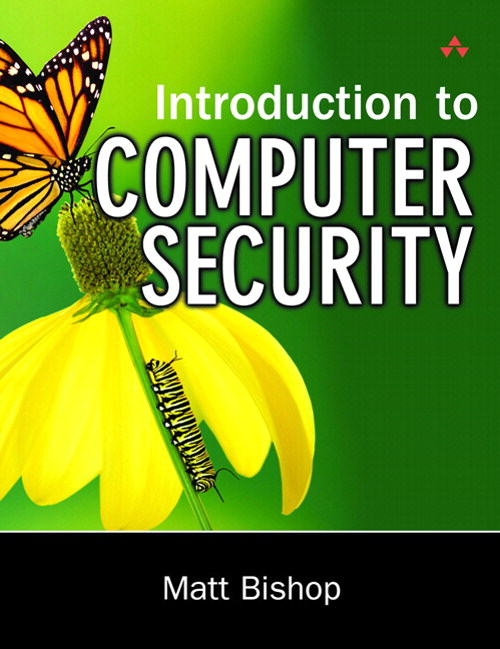 Computer Security book cover