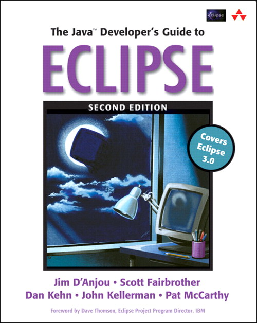 Java Developer's Guide to Eclipse, The, 2nd Edition