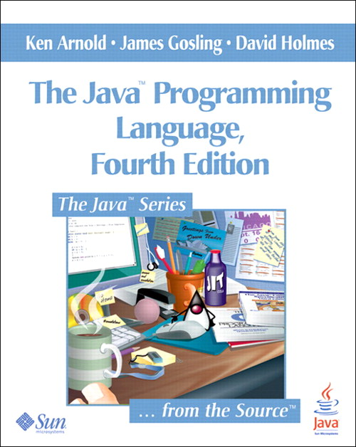 Java? Programming Language, The, 4th Edition
