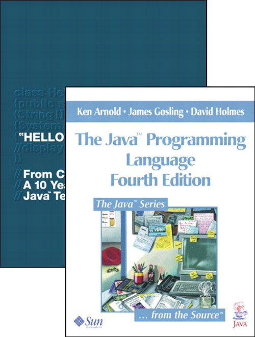 Java™ Programming Language and Hello Word Package, 4th Edition