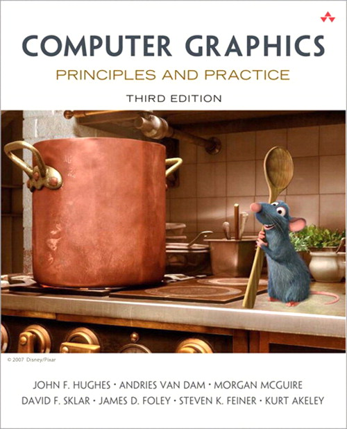 Computer Graphics: Principles and Practice, 3rd Edition