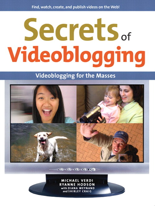 Secrets of Videoblogging