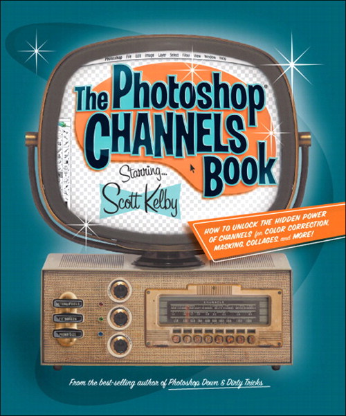 Photoshop Channels Book, The