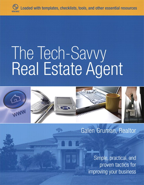 Tech-Savvy Real Estate Agent, The