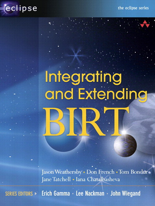 Integrating and Extending BIRT