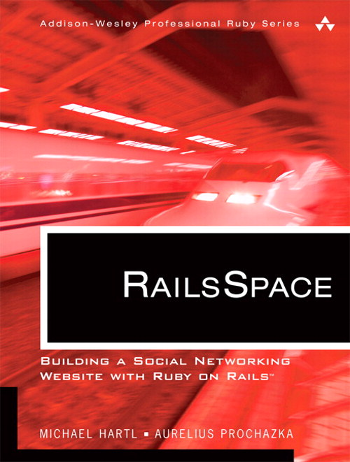 RailsSpace: Building a Social Networking Website with Ruby on Rails?
