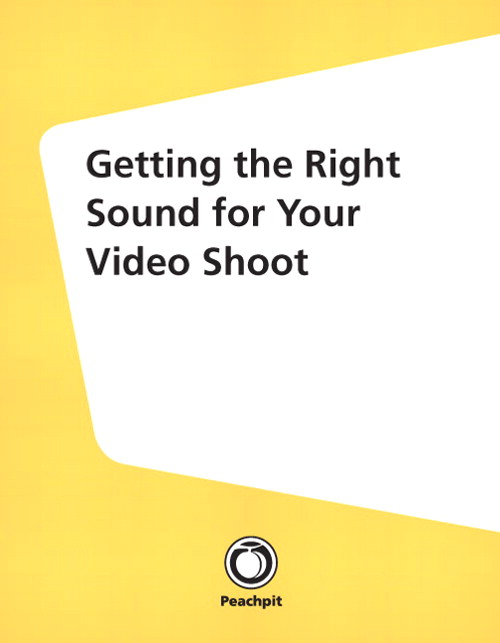 Getting the Sound Right for Your Video Shoot