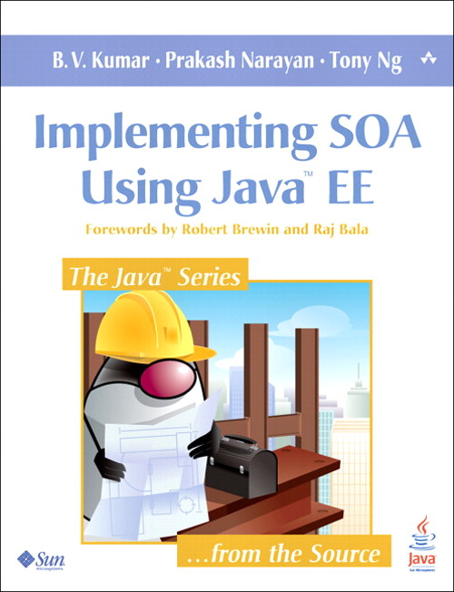 Implementing SOA Using Java EE