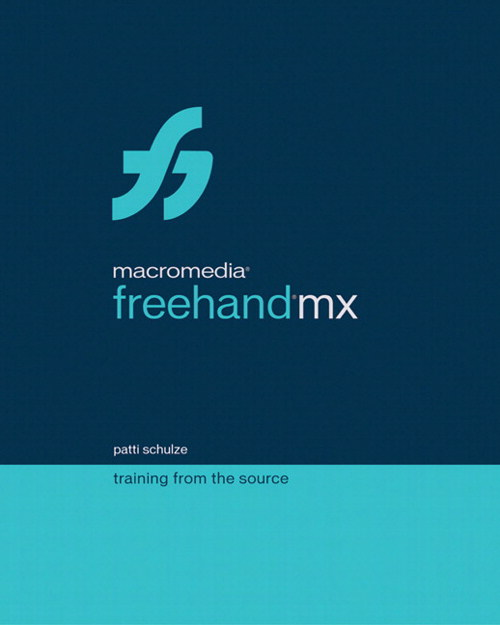 Macromedia FreeHand MX: Training from the Source