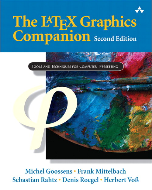 LaTeX Graphics Companion, The, 2nd Edition