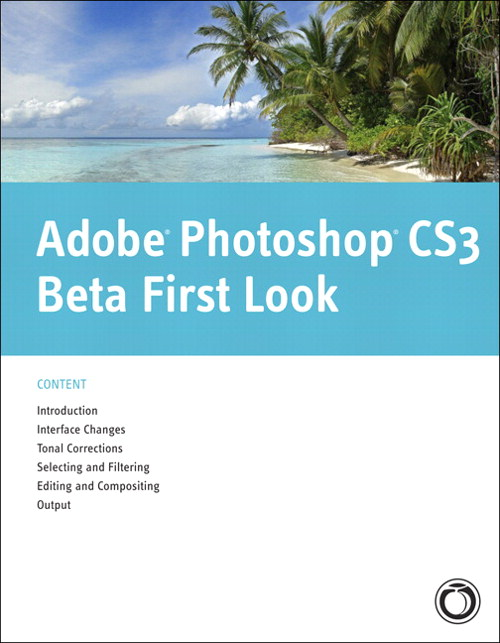 Adobe Photoshop CS3 Beta First Look