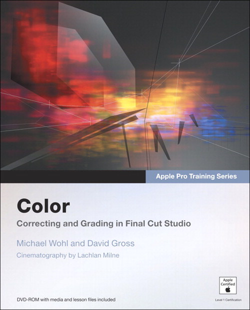 Apple Pro Training Series: Color