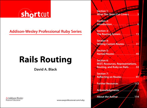 Rails Routing (Digital Shortcut)