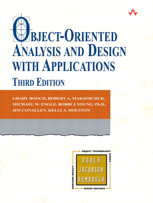 Object-Oriented Analysis and Design with Applications, 3rd Edition