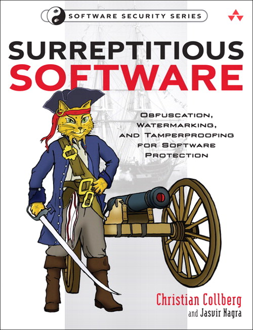 Surreptitious Software: Obfuscation, Watermarking, and Tamperproofing for Software Protection, Adobe Reader