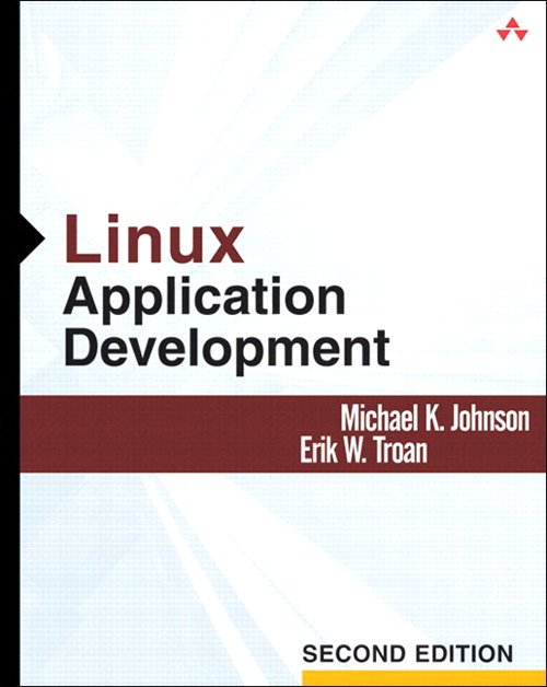 Linux Application Development (paperback), 2nd Edition