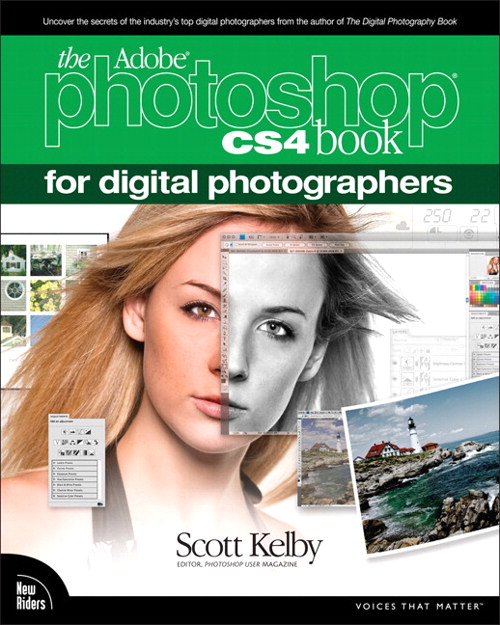 Adobe Photoshop CS4 Book for Digital Photographers, The
