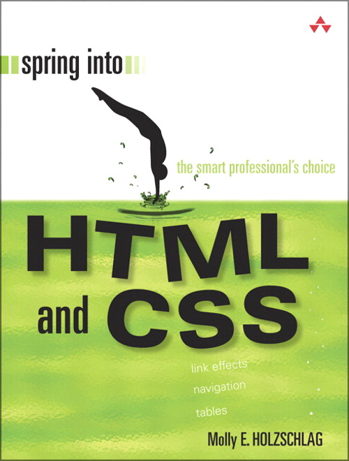 Spring Into HTML and CSS, Adobe Reader