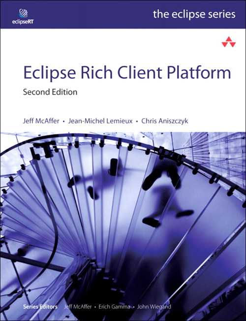 Eclipse Rich Client Platform, 2nd Edition