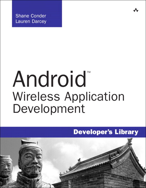 Android Wireless Application Development