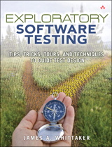 Exploratory testing, software tips and tricks book
